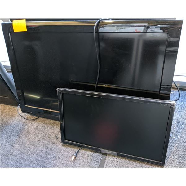 """DYNEX 32"""" 720p 60Hz LCD HDTV - Model: DX-32L152A12 - Tested Working Condition"""