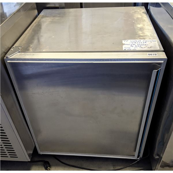 """27"""" Under the Counter Freezer by Silver King - Model no. SKOCF7F - (Approx. 28"""" x 27"""" x 32"""")"""