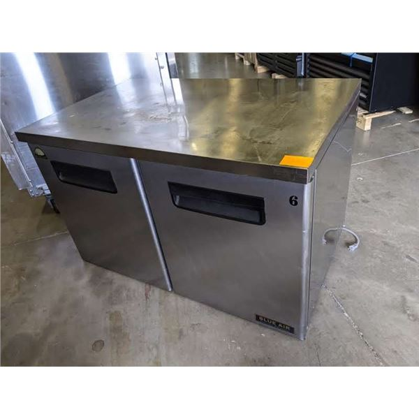 """Under the counter cooler/refregerator by Blue Air - Model no. BAUR2 - (Approx. 30"""" x 48"""" x 31"""")"""