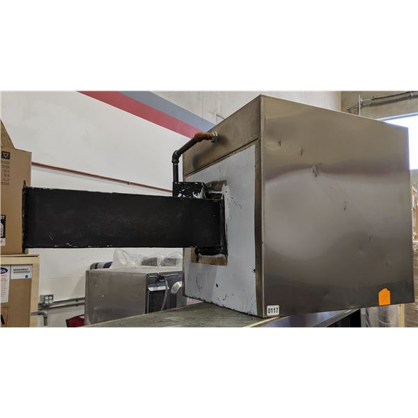 """Exhaust Hood Vent w/brand new filter - Best for Food Trucks and small kitchens - (Approx. 24"""" x 24"""")"""