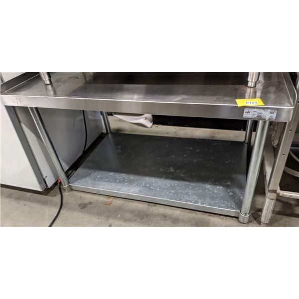 "Metal Shelving - (Approx. 30"" x 45"" x 25"")"