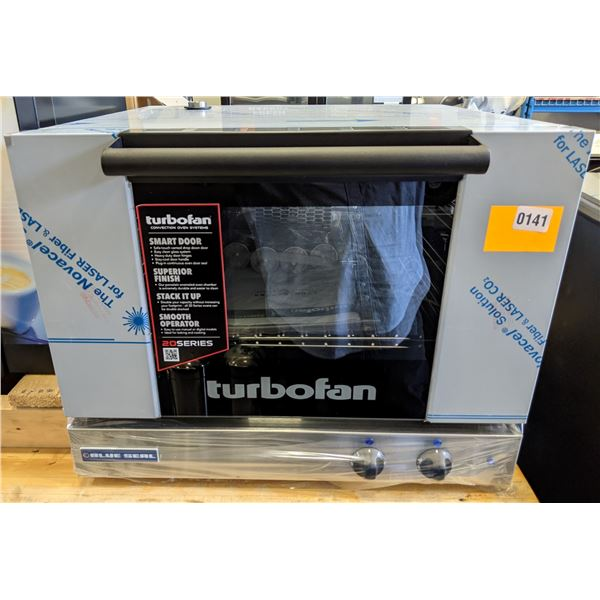 """Brand New Turbo Fan Convection Oven by Blue-Seal - Model: E20M Series - (Approx. 27"""" x 24"""" x 19"""")"""