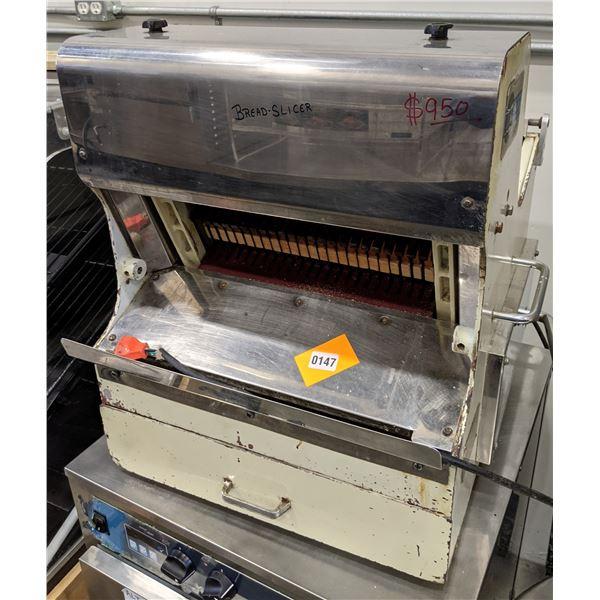 "Bread Slicer (Custom Built) - Model: HL-5200 - (Approx. 23"" x 21"" x 26"")"