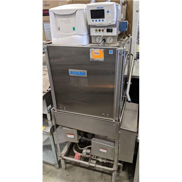 "Ecolab Dishwasher - (Approx. 28"" x 31"" x 68"")"