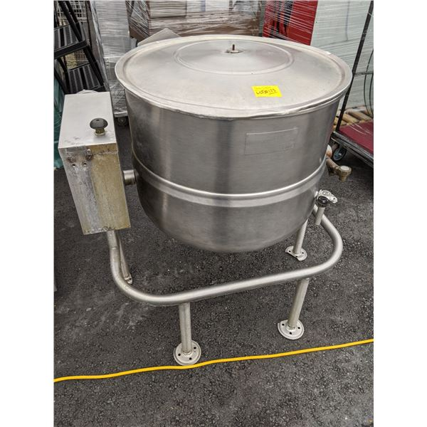 Commercial Stationary Kettle