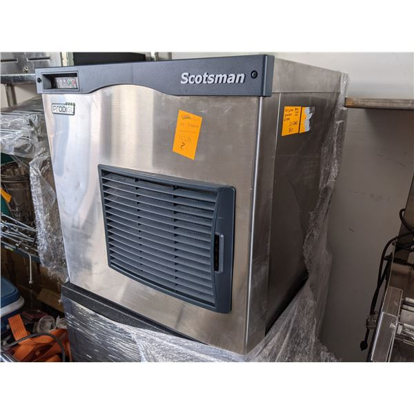Flake ice machine head by Scotsman - Model: FME1204W532