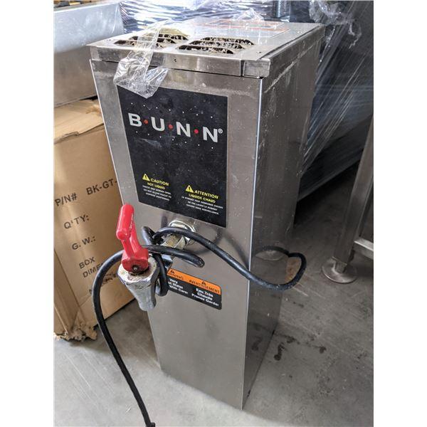 Hot Water tower by Bunn - Model: HW2 - Minor repairable leak