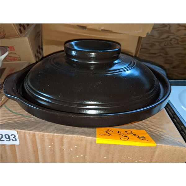 A Group of 5 Dinner Serving Trays