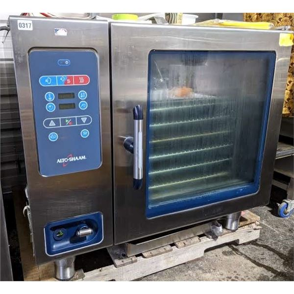 Commercial Electric Combi Oven/Steamer by Alto Shaam - Model: CT7-20G - Retails over $14000