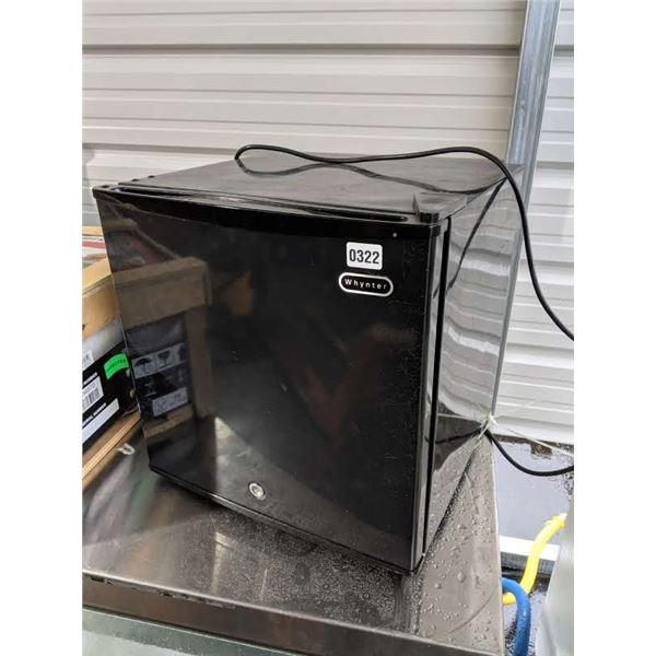 Upright Freezer by Whynter