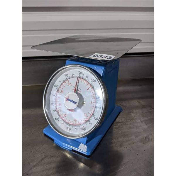 Dial Spring Scale by Omcan