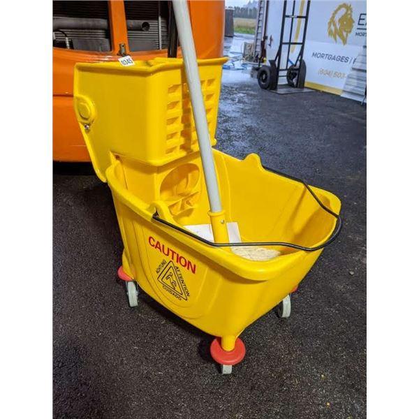 Brand New Mop Bucket w/mop