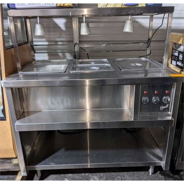 5 Steam/Buffet Server by Quest Vancouver