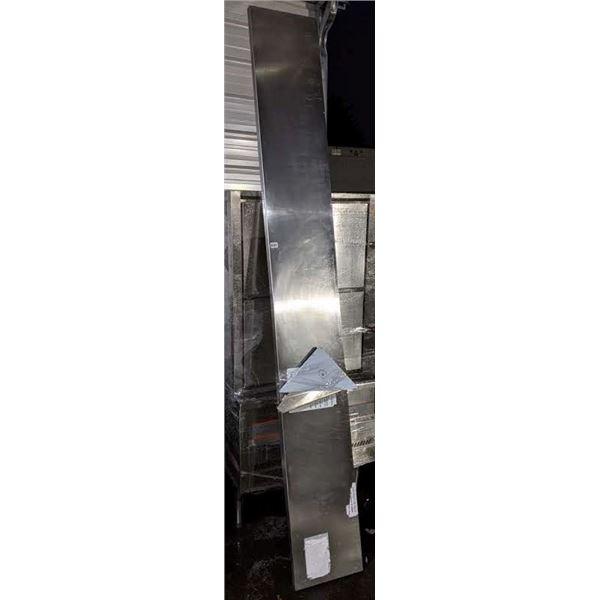 10ft. Metal Shelving