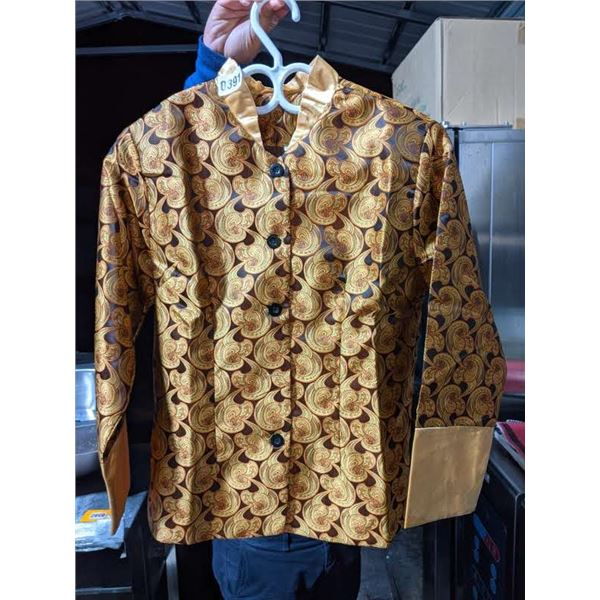 Group of 4 *NEW* golden shirts