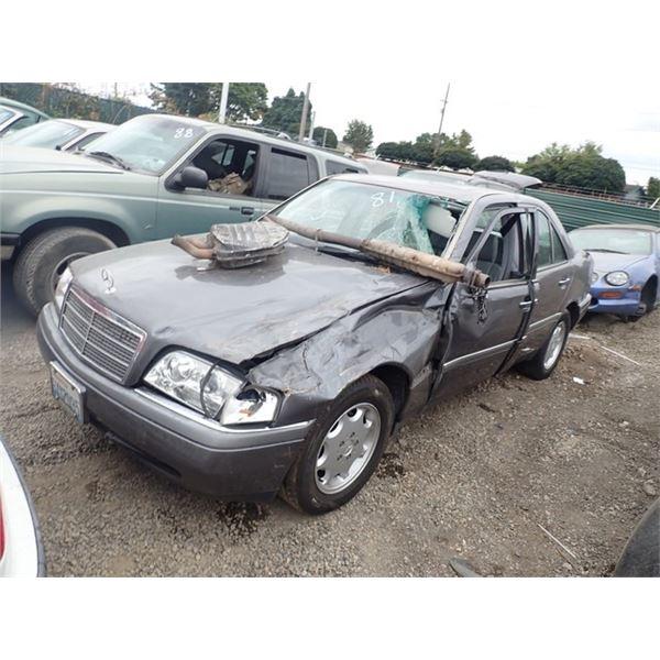 1995 Mercedes-Benz C280