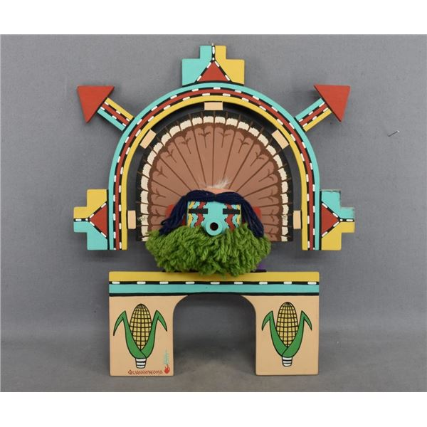 HOPI INDIAN TABLETA (QUANHOYEOMA)