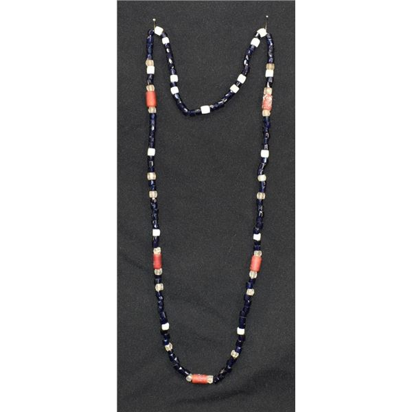 RUSSIAN TRADE BEAD NECKLACE