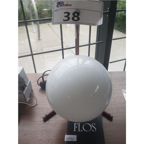 FLOS IC T-F DESKTOP LAMP  RETAIL PRICE $803 CAN.