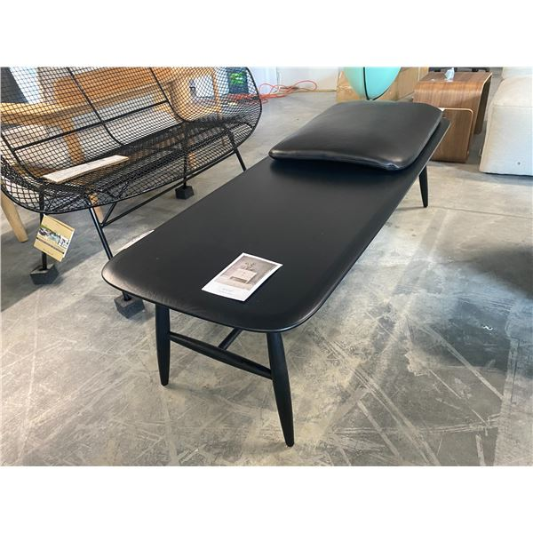 ERCOL VON 5' BENCH/TABLE WITH PAD
