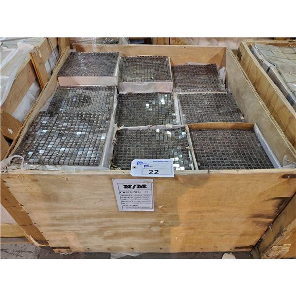PALLET OF 405 PCS OF 305X305X10 MM LABRADO ANTIQUE TILE