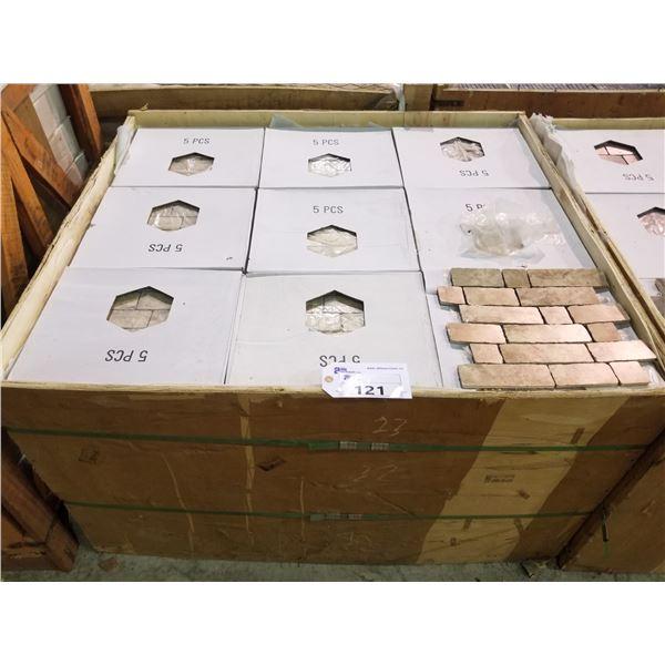 """PALLET OF 450 PCS OF 2X12"""" JUNIO PORCELAIN TILE"""