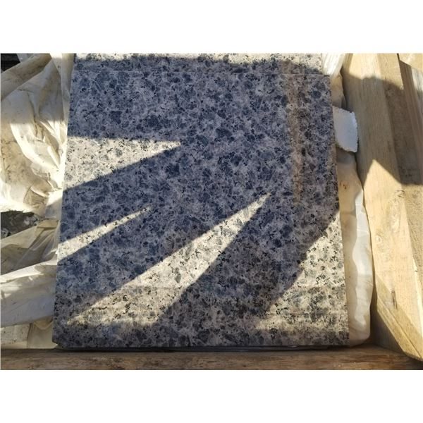 """PALLET OF APPROX 500 PCS OF 12X12"""" NERO ANTICO TILE"""