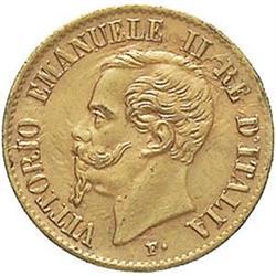 Italy.Regno di Italia.  Vittorio Emanuele II (186