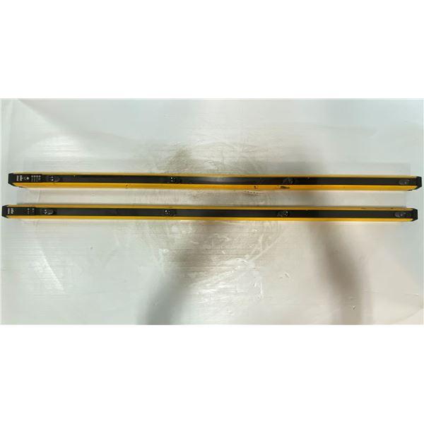 (2) Pilz # 2B-4-090 Light Bars