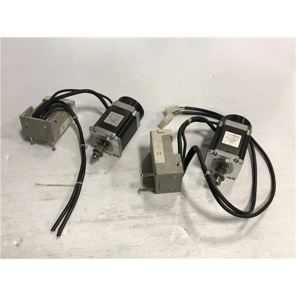 Lot of (2) #TS3643N6 Step Motor Encoder