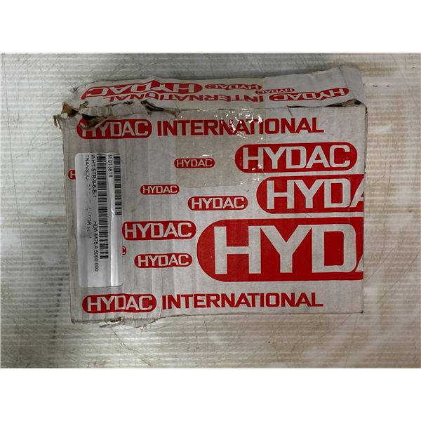 Lot of Hydac Electronic Pressure Transmitters