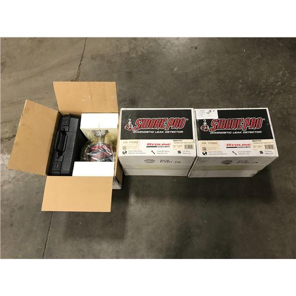 (3) Redline #95-0003/B Smoke Pro Total -Tech