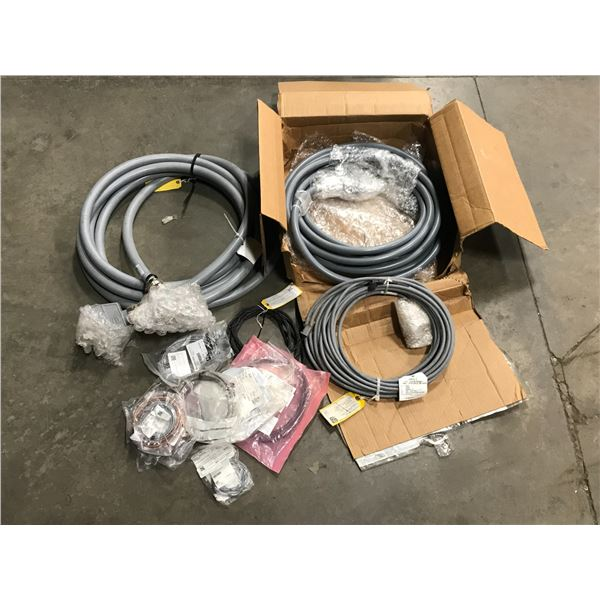 Lot of Misc. Cables , Harness