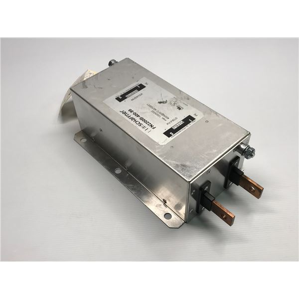 Schaffner #FN2200B-400-99 Line Filter