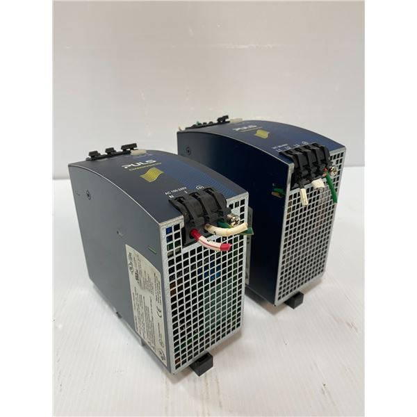 Lot Of Puls Dimension Power Supplies