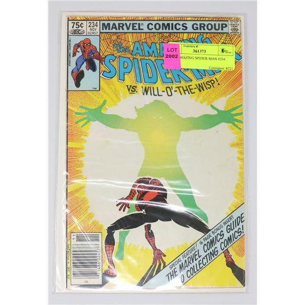 THE AMAZING SPIDER-MAN #234