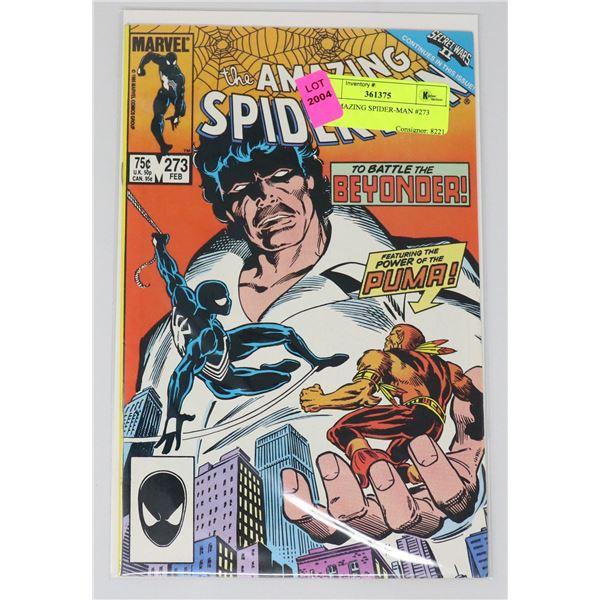 THE AMAZING SPIDER-MAN #273