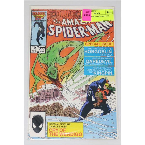 THE AMAZING SPIDER-MAN #277