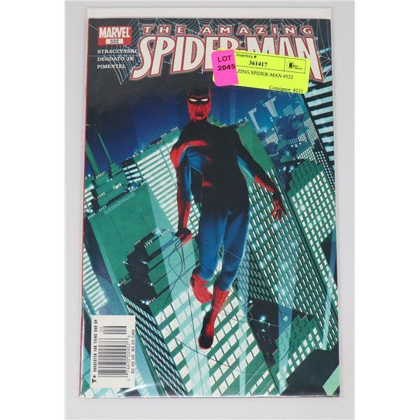 THE AMAZING SPIDER-MAN #522