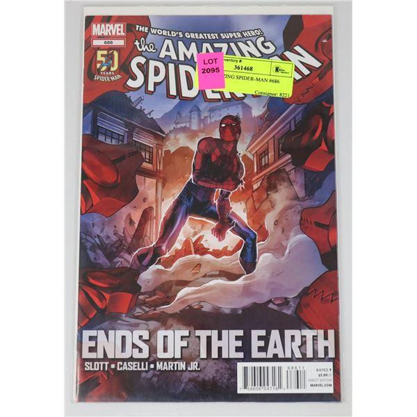 THE AMAZING SPIDER-MAN #686