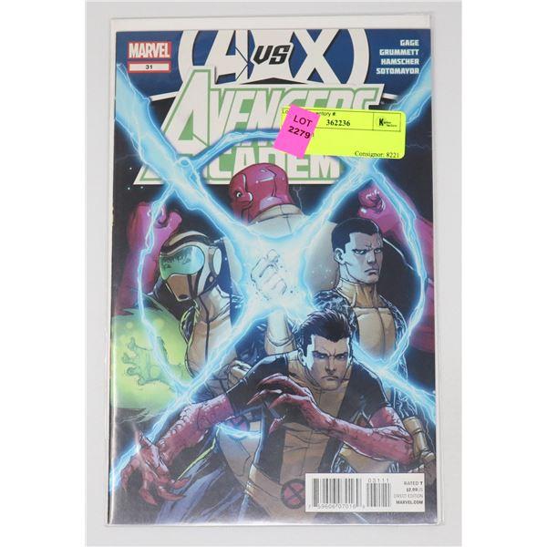 A VS X #31