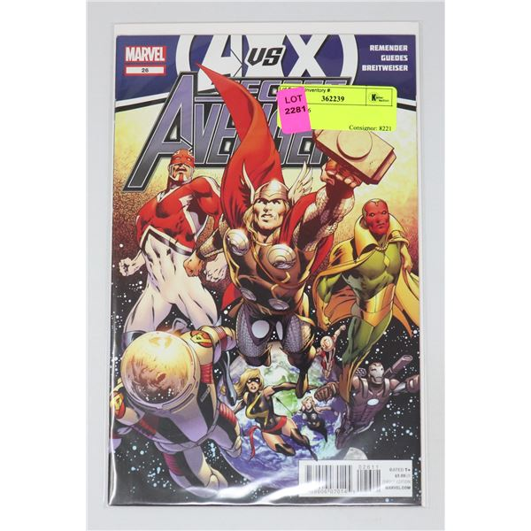 A VS X #26