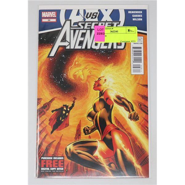 A VS X #28
