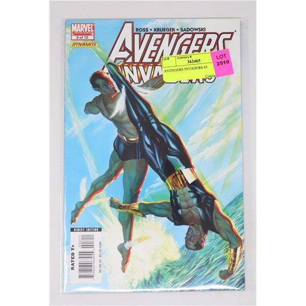 AVENGERS INVADERS #3