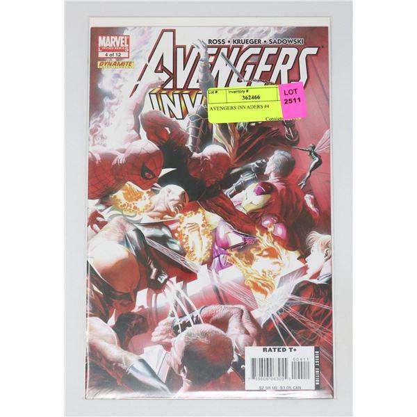 AVENGERS INVADERS #4