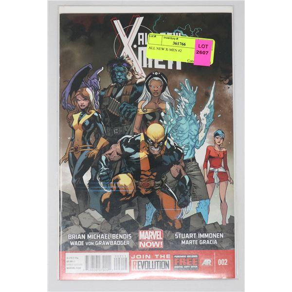 ALL NEW X-MEN #2