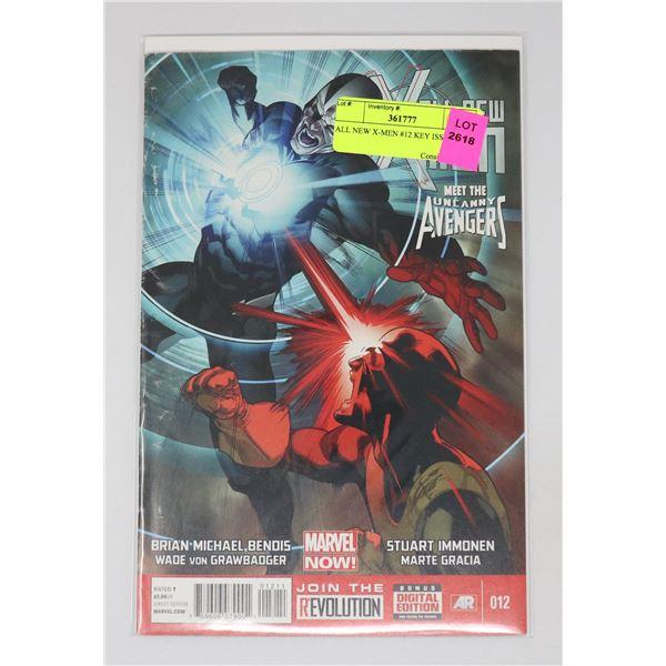 ALL NEW X-MEN #12 KEY ISSUE