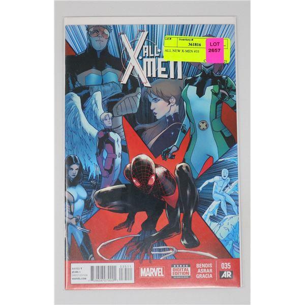 ALL NEW X-MEN #35