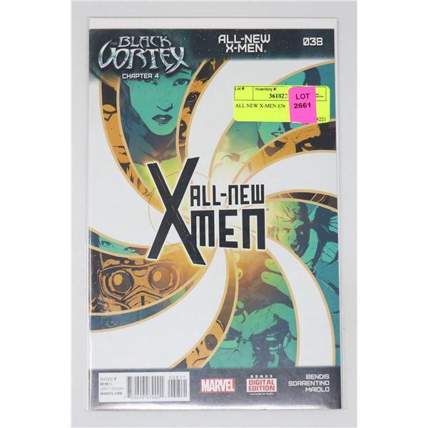 ALL NEW X-MEN #38