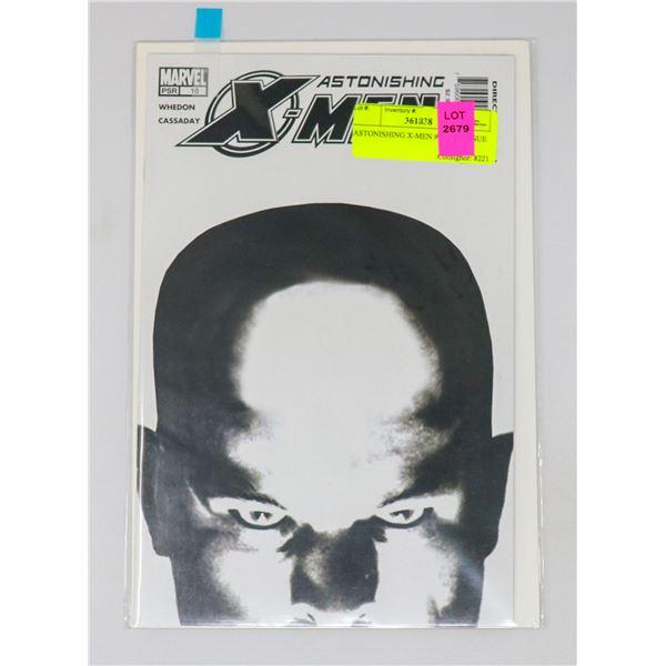 ASTONISHING X-MEN #10 KEY ISSUE